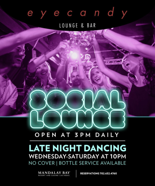 Social Lounge - Eyecandy Sound Lounge
