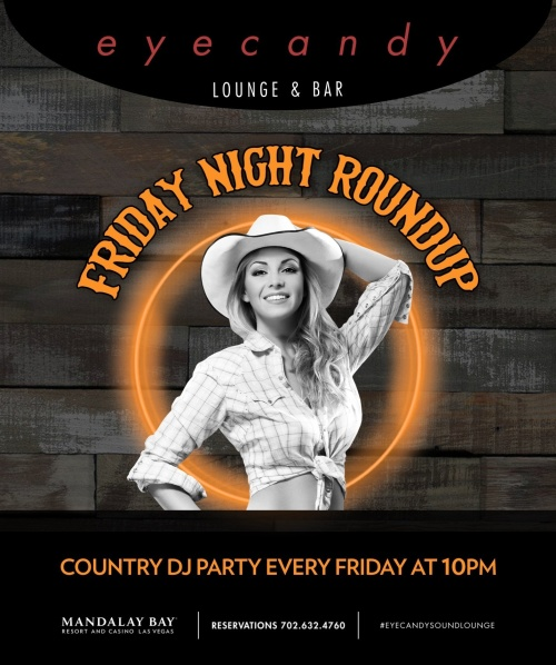 Friday Night Roundup - Eyecandy Sound Lounge