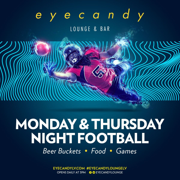 EYECANDY FOOTBALL VIEWING