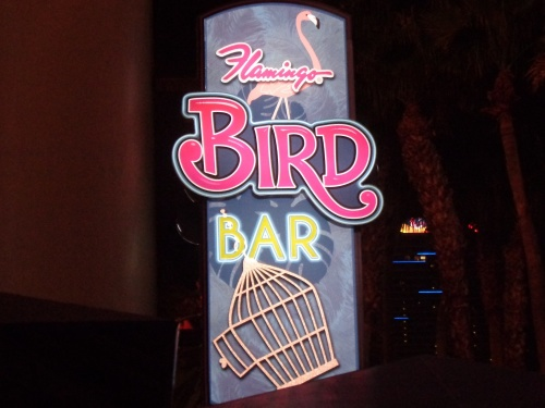 Flair it Up! - Bird Bar