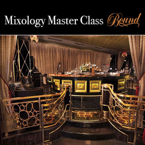 Mixology Master Class - Bound Bar