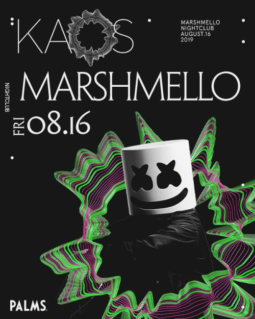 Marshmello - Kaos Nightclub