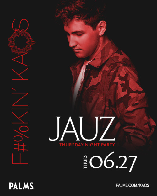 F#%KIN' KAOS THURSDAYS with Jauz - Kaos Nightclub