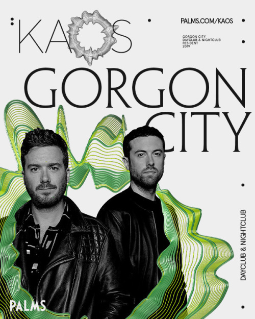 Gorgon City - Kaos Dayclub