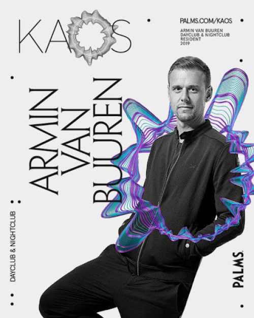 EDC WEEK with Armin Van Buuren - Kaos Dayclub