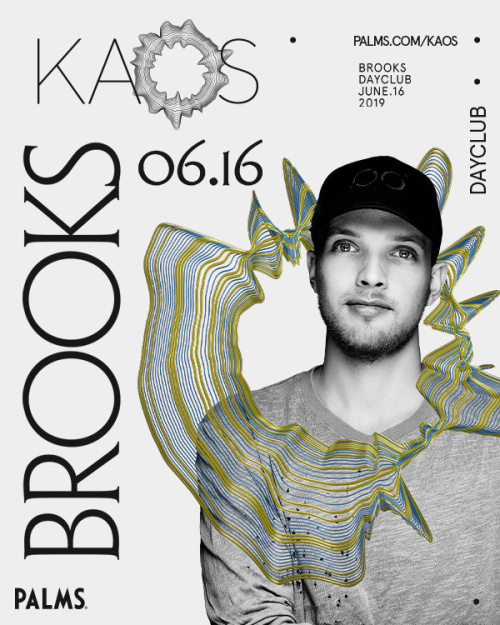 Brooks - Kaos Dayclub