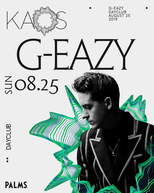 G-Eazy :: Kaos Dayclub