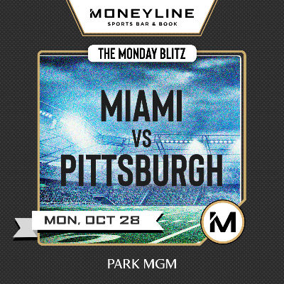 The Monday Blitz: Miami vs Pittsburgh, Monday, October 28th, 2019