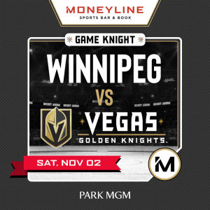 Game KNIGHT: Winnipeg vs VGK, Saturday, November 2nd, 2019