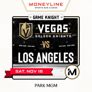 Game KNIGHT: Los Angeles vs VGK, Saturday, November 16th, 2019