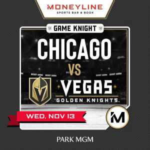 Game KNIGHT: Chicago vs VGK, Wednesday, November 13th, 2019