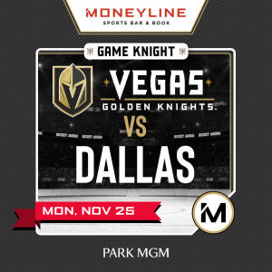 Game KNIGHT: Dallas vs VGK, Monday, November 25th, 2019