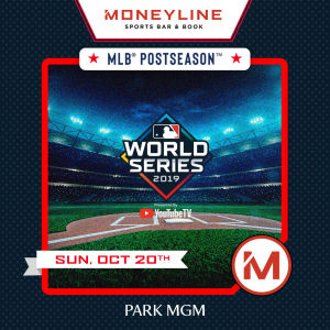 MLB Postseason, Sunday, October 20th, 2019
