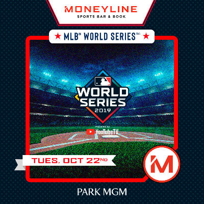 MLB World Series, Tuesday, October 22nd, 2019
