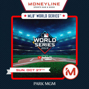 MLB World Series, Sunday, October 27th, 2019