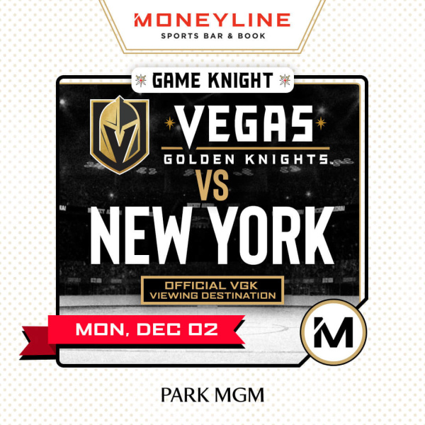 Game KNIGHT: New York vs VGK