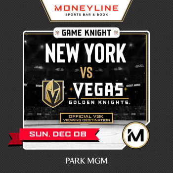 Game KNIGHT: New York vs VGK - Sun Dec 8