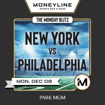 The Monday Blitz: New York vs. Philadelphia - Mon Dec 9