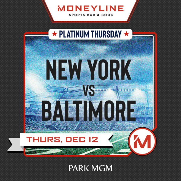 Platinum Thursday: New York vs. Baltimore