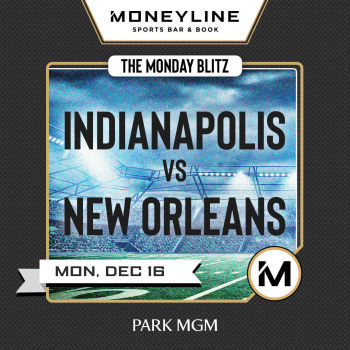 The Monday Blitz: Indianapolis vs. New Orleans - Mon Dec 16