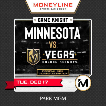 Game KNIGHT: Minnesota vs VGK - Tue Dec 17