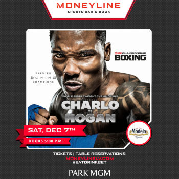 Boxing - Charlo vs. Hogan - Sat Dec 7