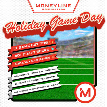 Holiday Game Day - Tue Jan 21