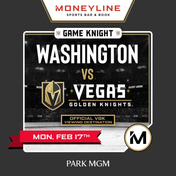Game KNIGHT: Washington vs VGK