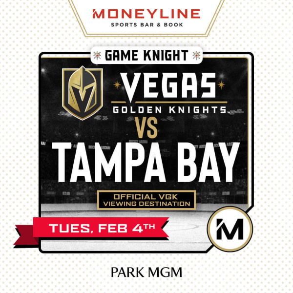Game KNIGHT: VGK vs Tampa Bay