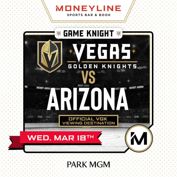 Game KNIGHT: VGK vs Arizona