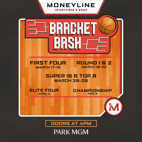 Bracket Bash - Moneyline Sports Bar & Book