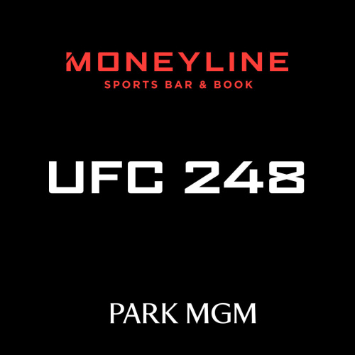 UFC 248: Adesanya vs Romero - Moneyline Sports Bar & Book