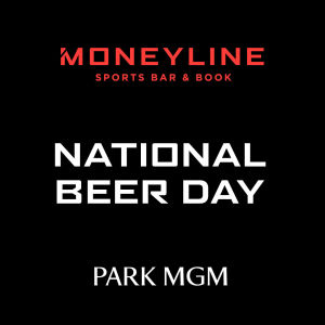 National Beer Day, Tuesday, April 7th, 2020