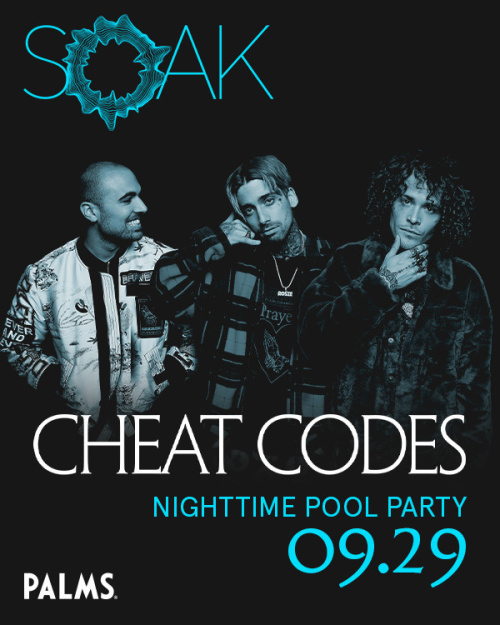 SOAK Sundays with Cheat Codes - SOAK