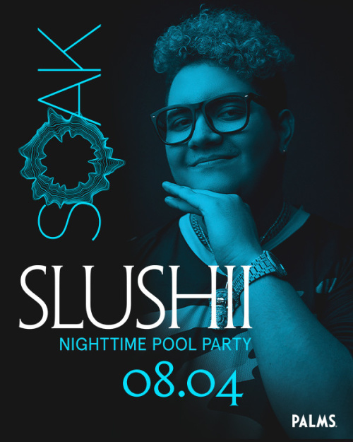 SOAK Sundays with Slushii - SOAK