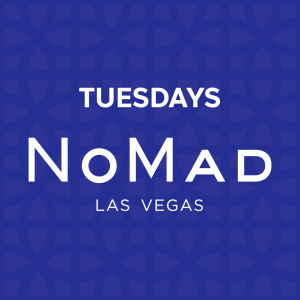 NoMad Tuesdays, Tuesday, July 23rd, 2019