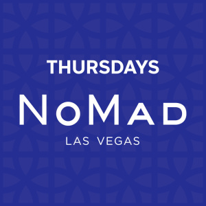 NoMad Thursdays, Thursday, August 1st, 2019