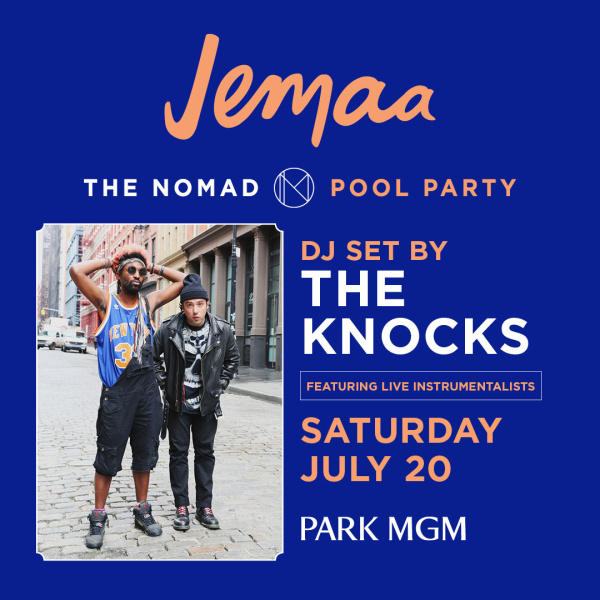 THE KNOCKS (DJ SET)