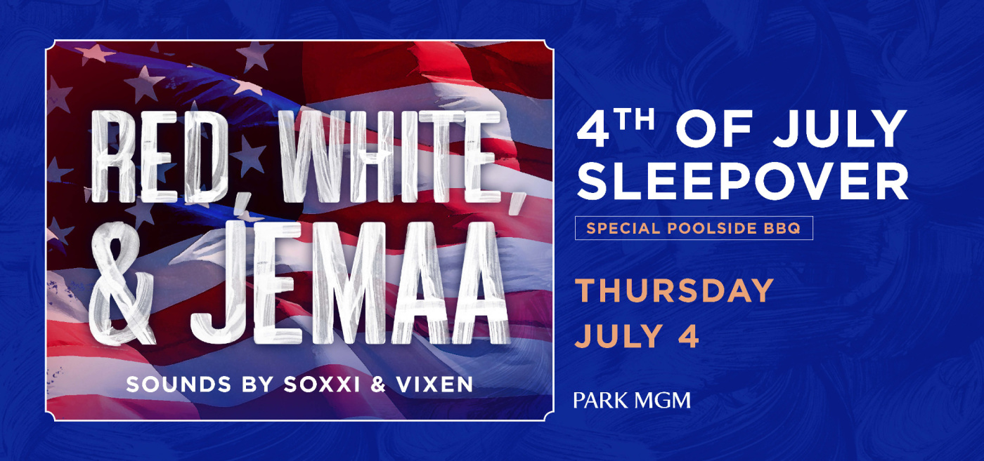 VIXEN & SOXXI 4TH OF JULY