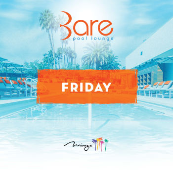 Bare Fridays - Fri Aug 2