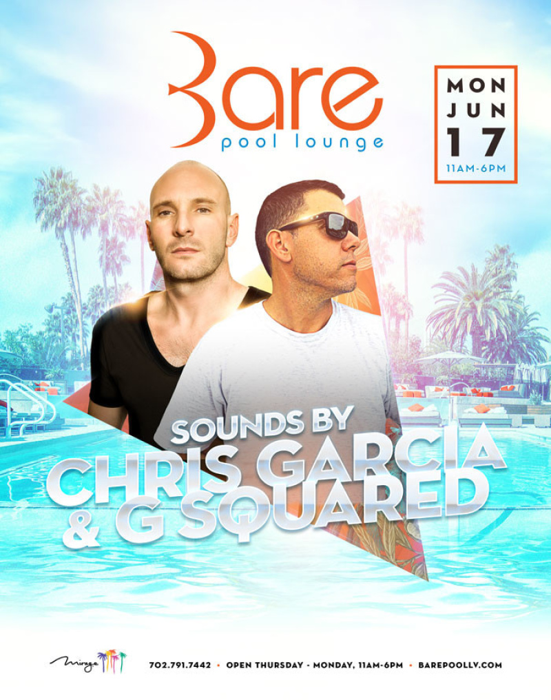 Industry Monday's W/ DJ Chris Garcia & DJ G-Squared | Bare Pool