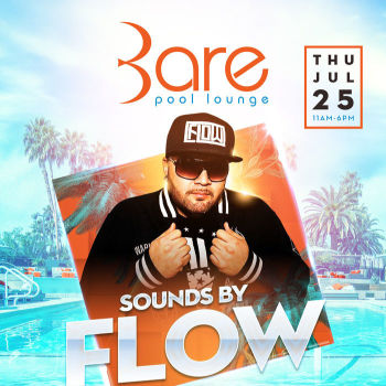 Turnt Up Thursday's Featuring DJ Flow - Thu Jul 25