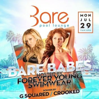 Bare Babes Hosted By Forever Young Swimwear - Mon Jul 29