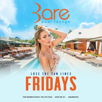 Bare Friday's - Fri Mar 13
