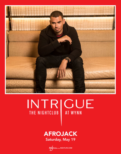 Afrojack - Intrigue Nightclub