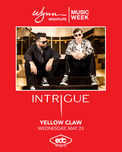 Yellow Claw - Intrigue Nightclub