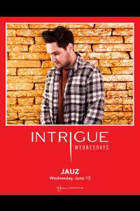 Jauz at Intrigue