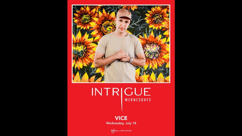 DJ Vice at Intrigue