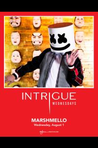 Marshmello at Intrigue