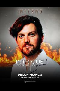 Dillon Francis at Intrigue